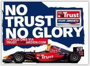 no trust no glory