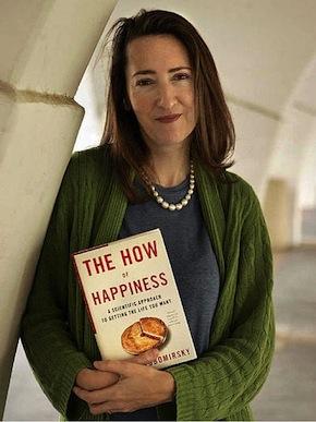 Op geluksdieet Sonja Lyubomirsky The How Of Happiness