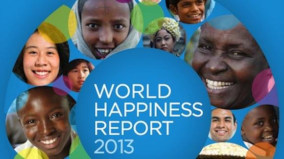 world happiness report 2013 - Gelukkig werken