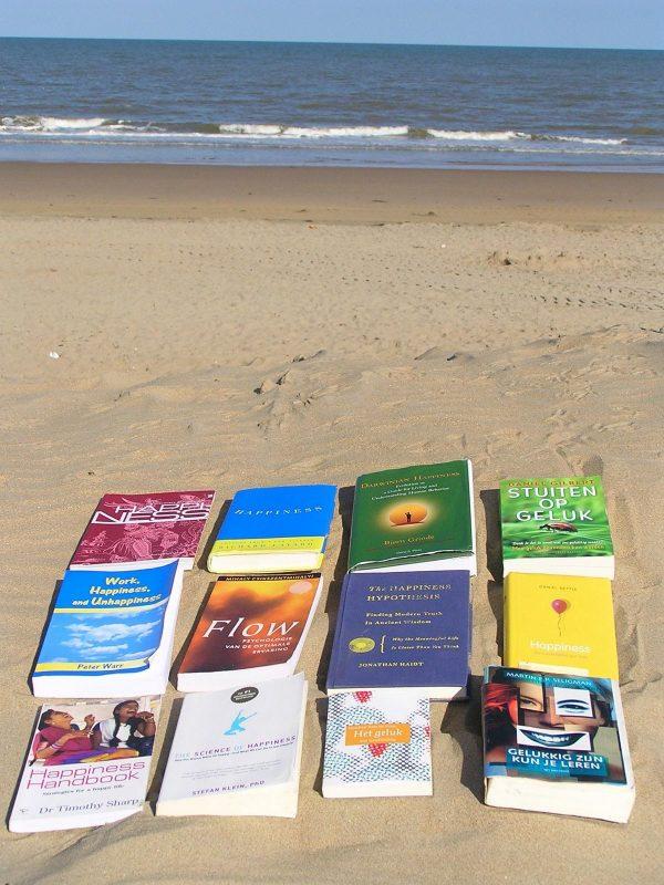 tips boeken over gelukkig werken
