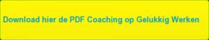 Coaching op Gelukkig Werken
