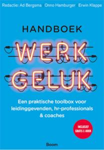 handboek werkgeluk onno hamburger gelukkig werken